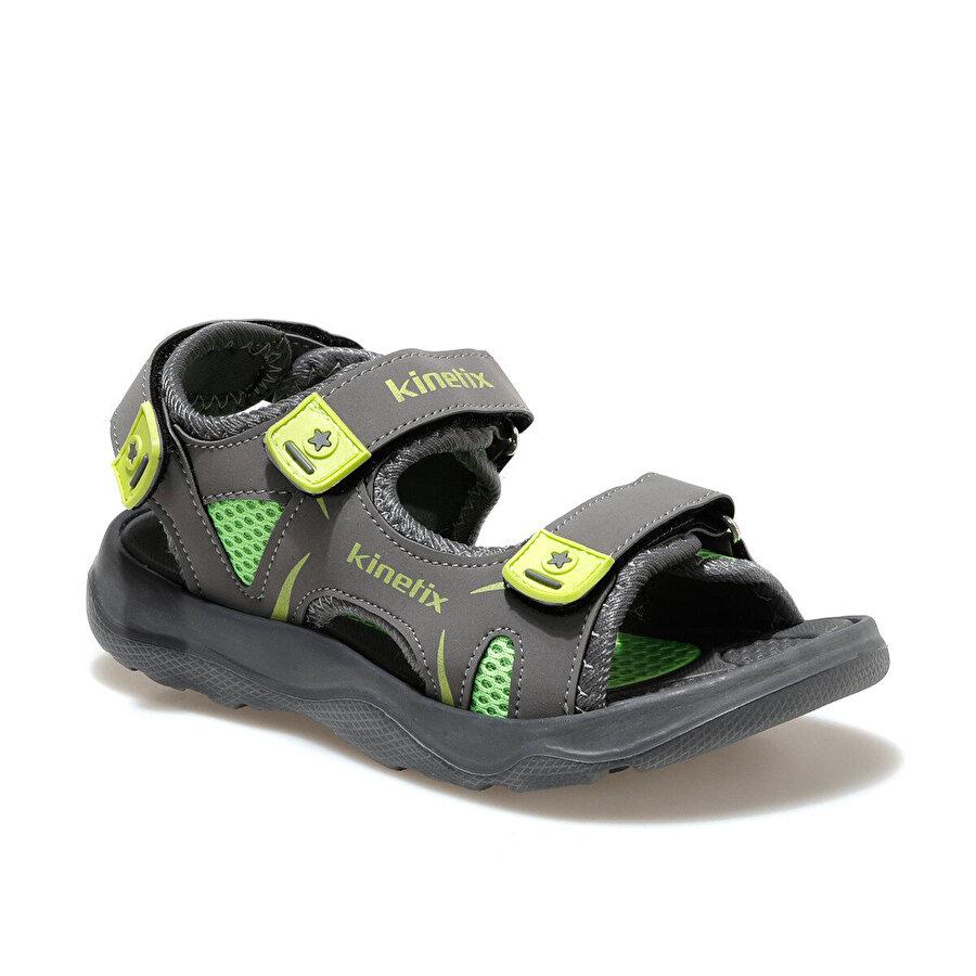 Kinetix TIMPA Gri Erkek Çocuk Sandalet