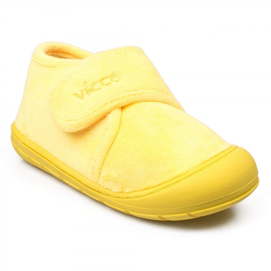 VICCO 959.b19K.446 Bebe Sarı Çocuk Panduf