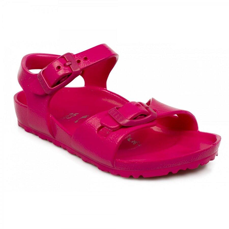 Birkenstock Rio Kids Eva Fuşya Çocuk Sandalet