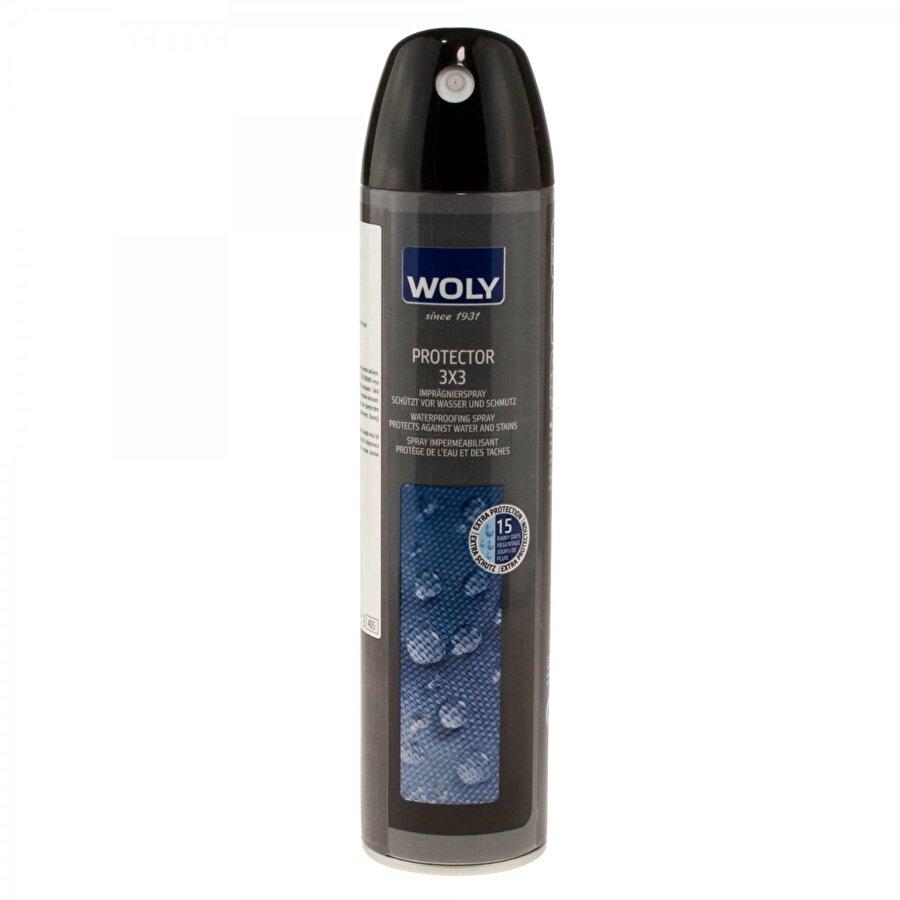 Woly Protector 3*3 Su Gecirmez Sprey Renksiz Bakım Malzemeleri