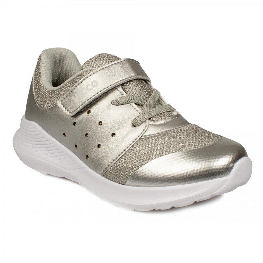 VICCO 346.f20Y.201 Filet Phylon Gümüş Çocuk Spor Ayakkabı