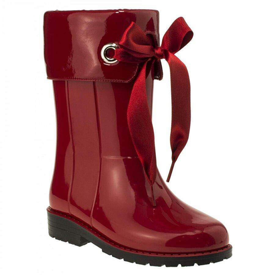 Igor 10114 Campera Charol Yağmur Kırmızı Çocuk Çizme