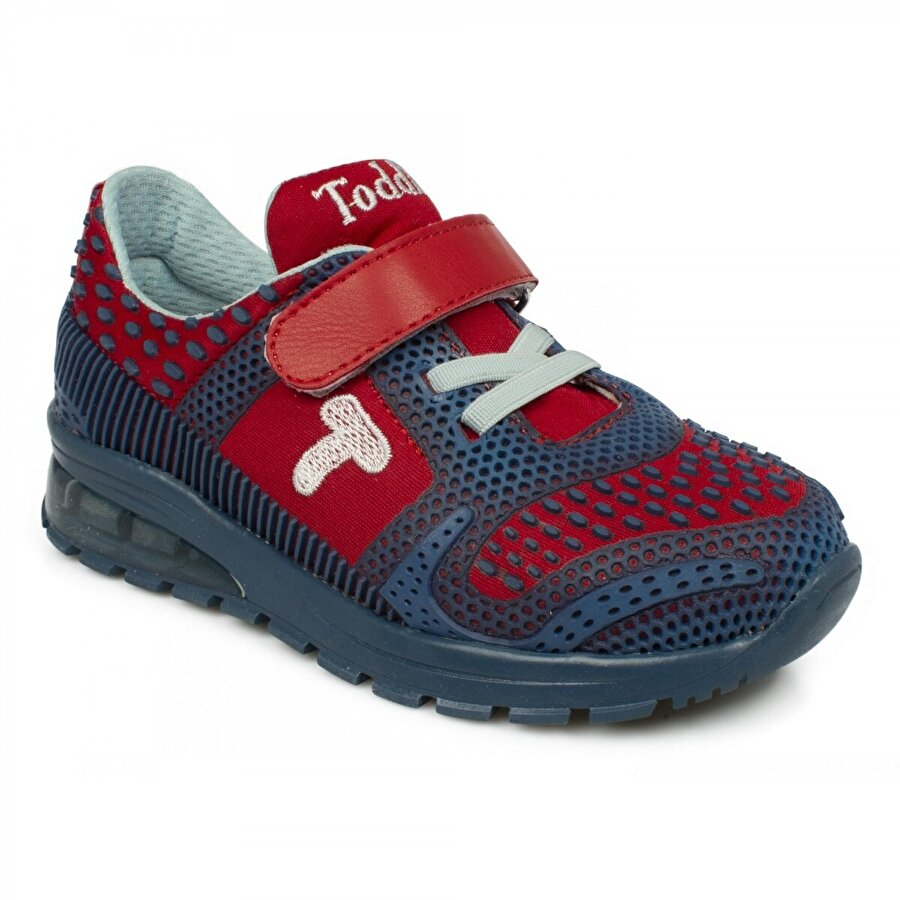 TODDLER 3601 B Işıklı Kırmızı Çocuk Spor Ayakkabı