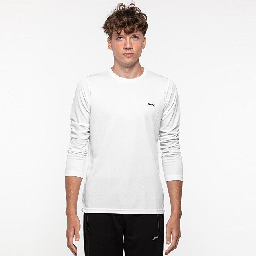 Slazenger ODIN I Erkek T-Shirt Beyaz