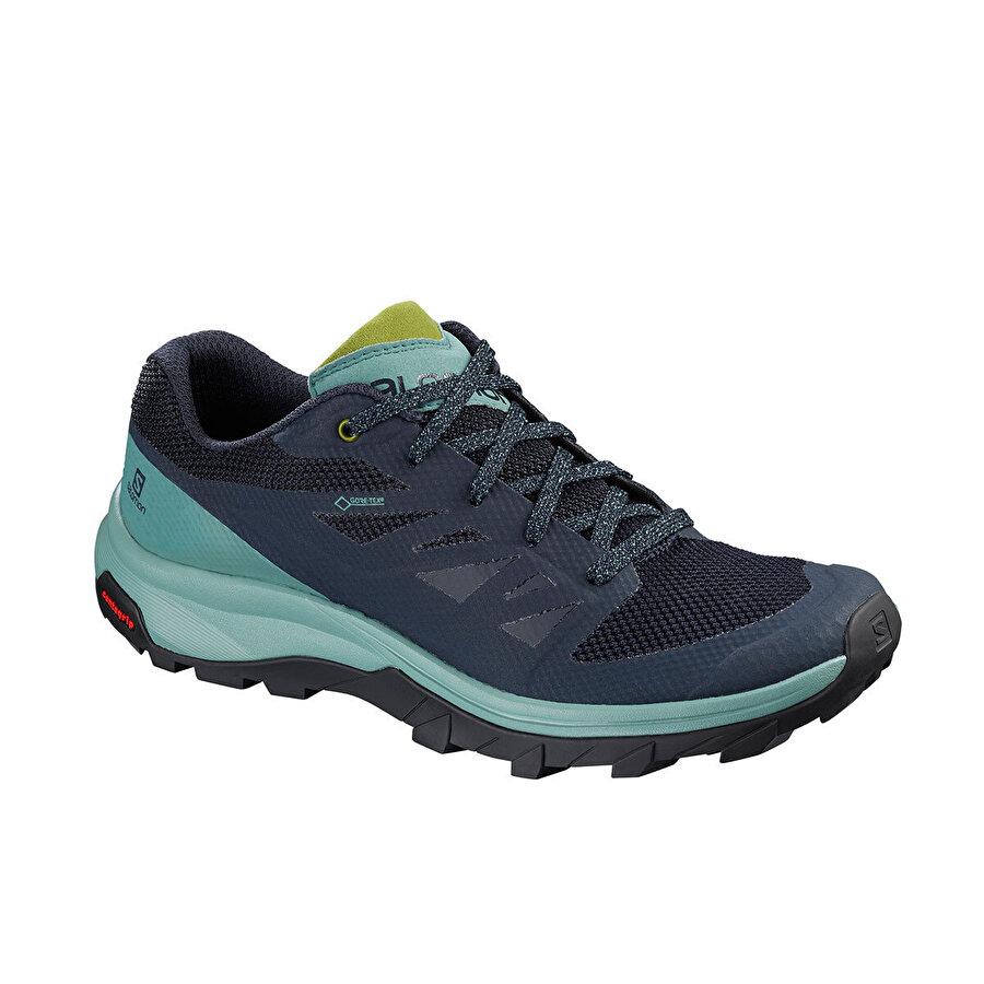 Salomon OUTLINE GTX® W Lacivert Kadın Outdoor Ayakkabı