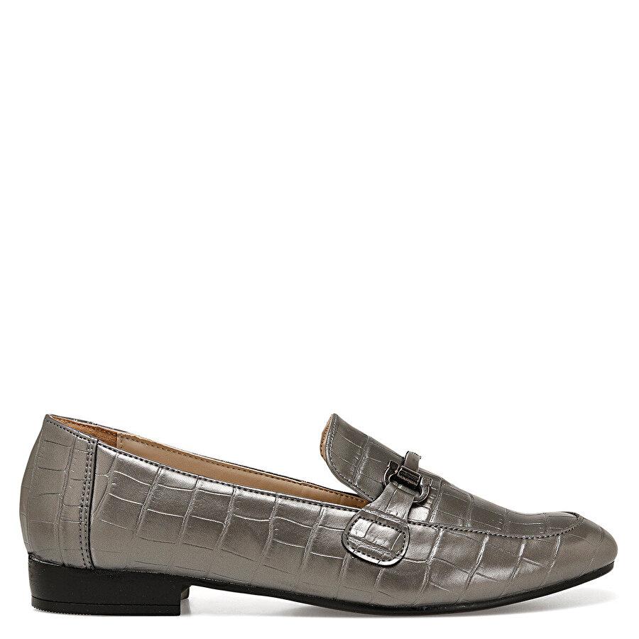 Nine West KOMI CELIK Kadın Loafer Ayakkabı