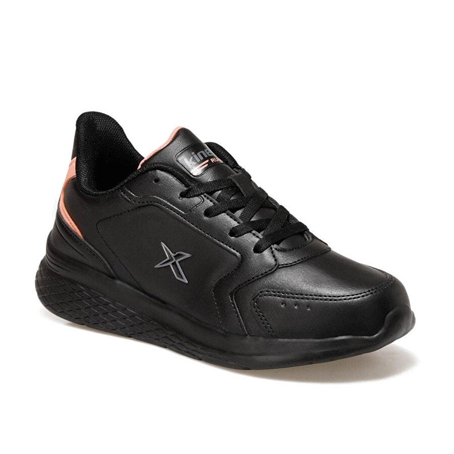 Kinetix MARNED PU W Siyah Kadın Koşu Ayakkabısı