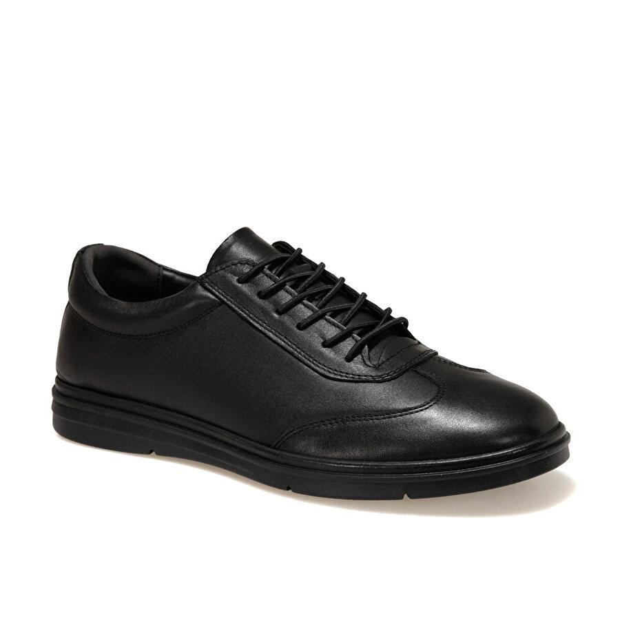Polaris 5 Nokta 102204.M Siyah Erkek Ayakkabı