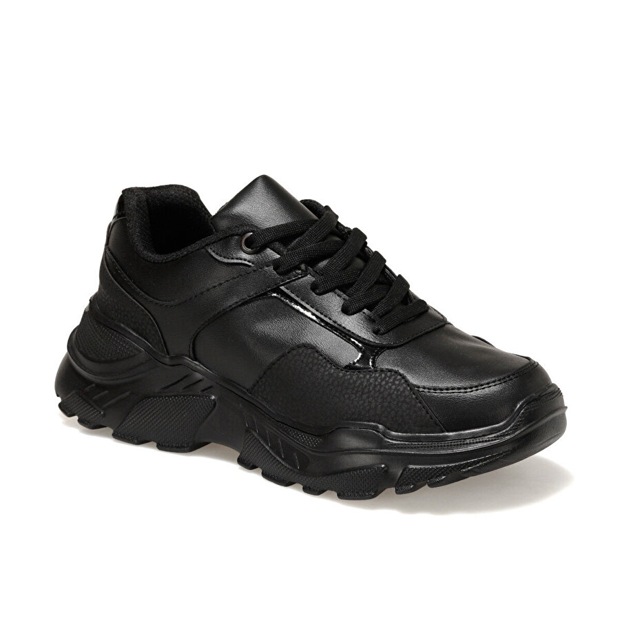 Torex VIOLA PU W Siyah Kadın Sneaker Ayakkabı