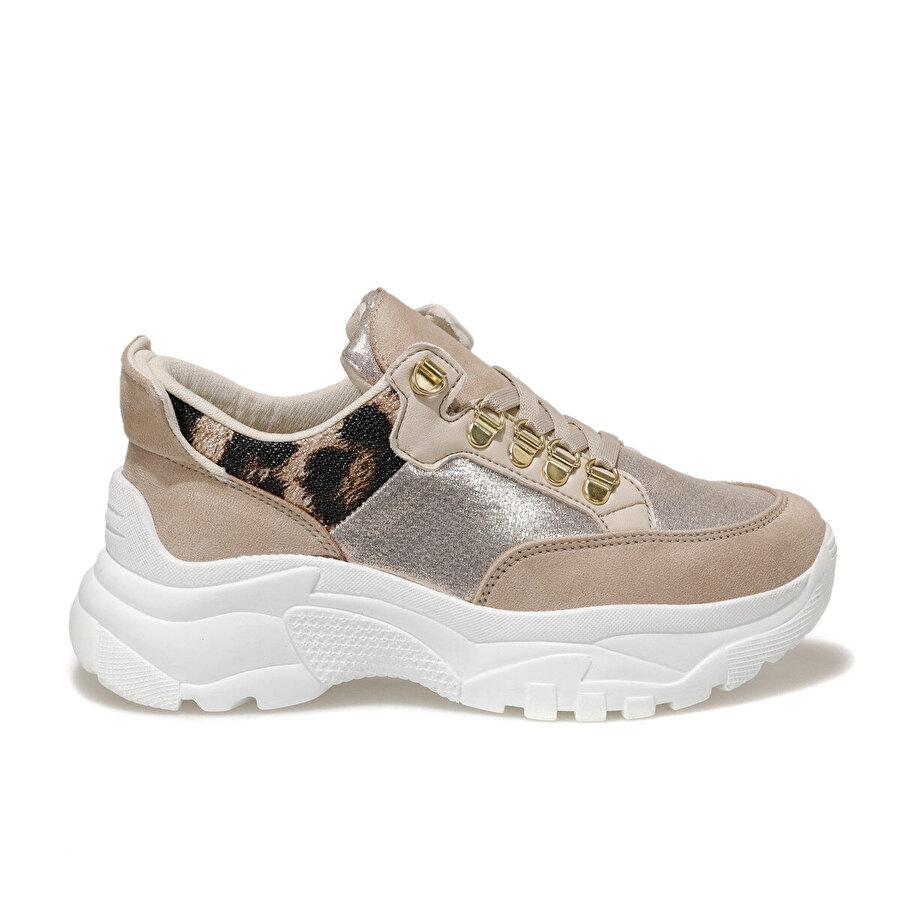 Butigo VENESSA Bej Kadın Fashion Sneaker