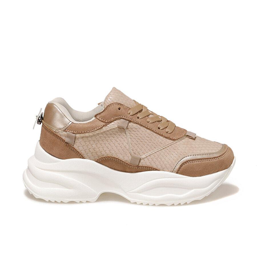 Butigo VİVİEN Rose Gold Kadın Fashion Sneaker