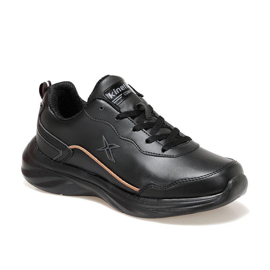 Kinetix ELITA PU W Siyah Kadın Comfort Ayakkabı