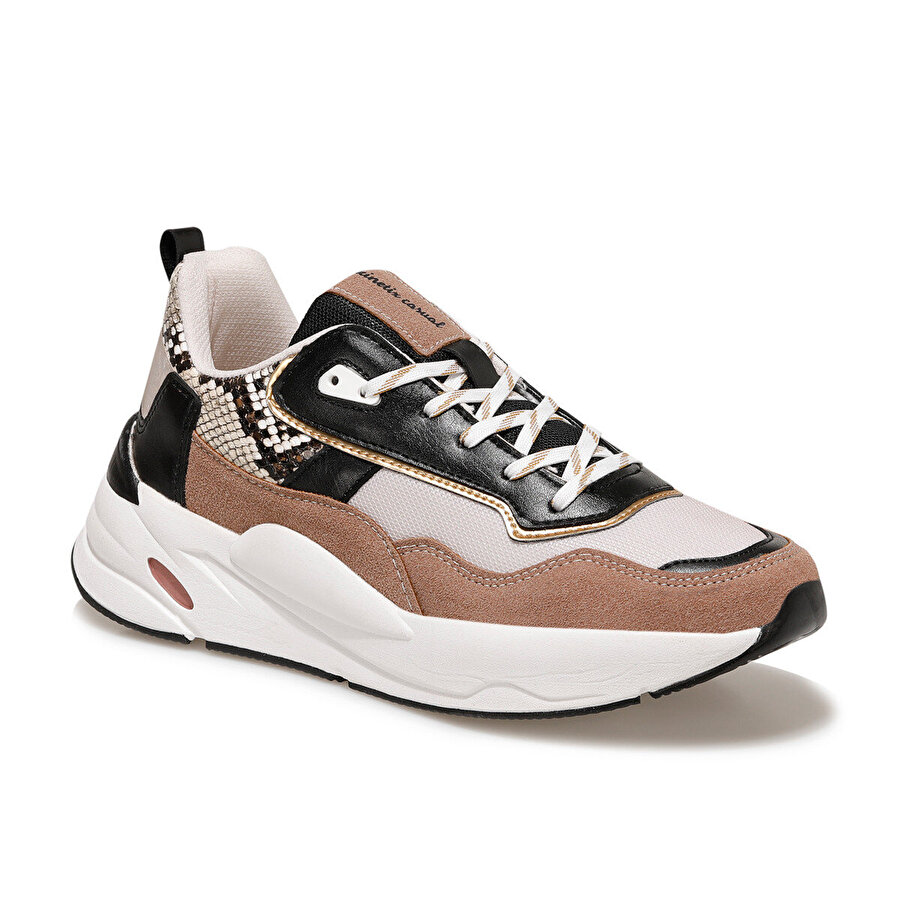 Kinetix BURGES Gül Kurusu Kadın Fashion Sneaker