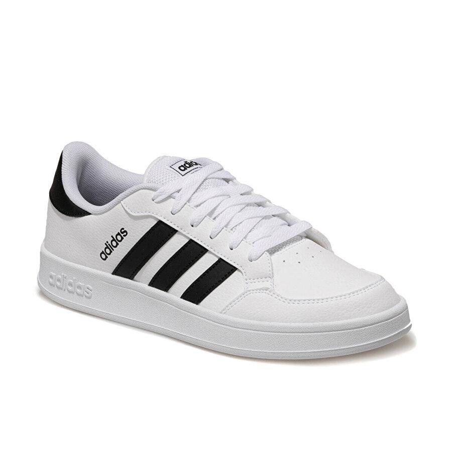 adidas BREAKNET Beyaz Erkek Sneaker Ayakkabı