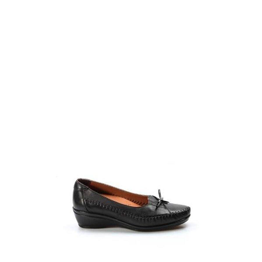 Fast Step Hakiki Deri Kadın Casual Ayakkabı 359ZA052