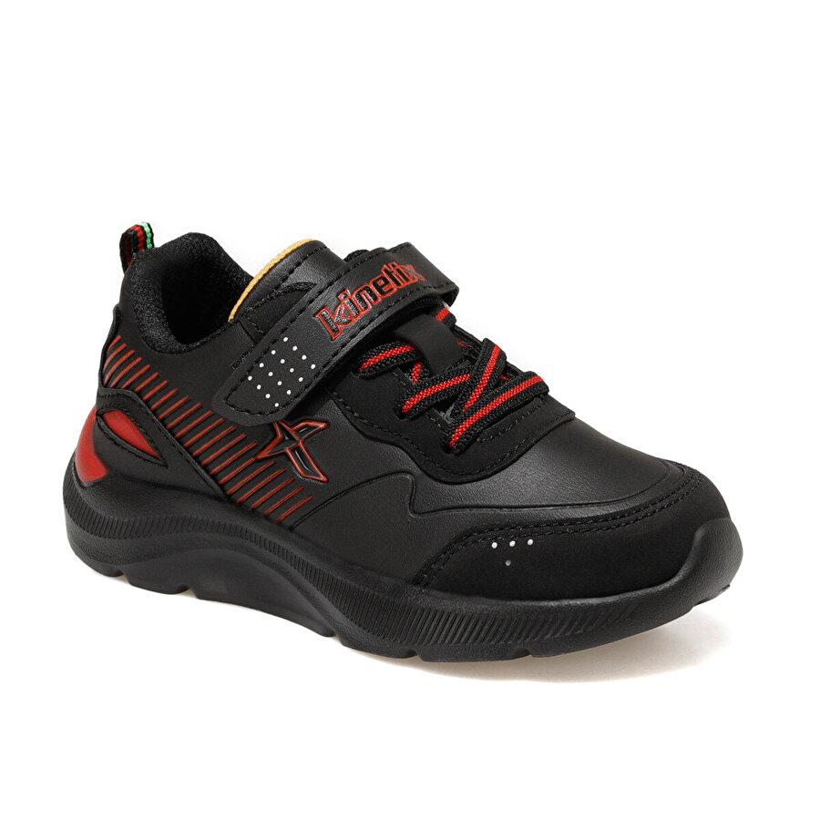 Kinetix ROARS Siyah Erkek Çocuk Yürüyüş Ayakkabısı