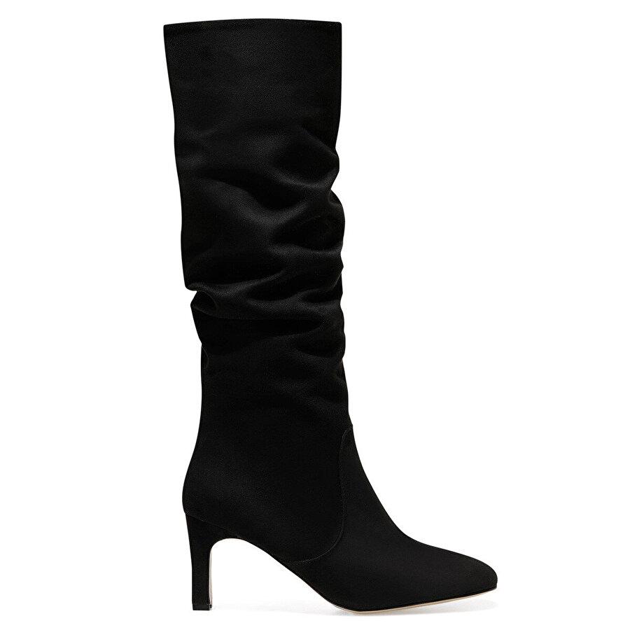 Nine West CAMOSA Siyah Kadın Ökçeli Çizme
