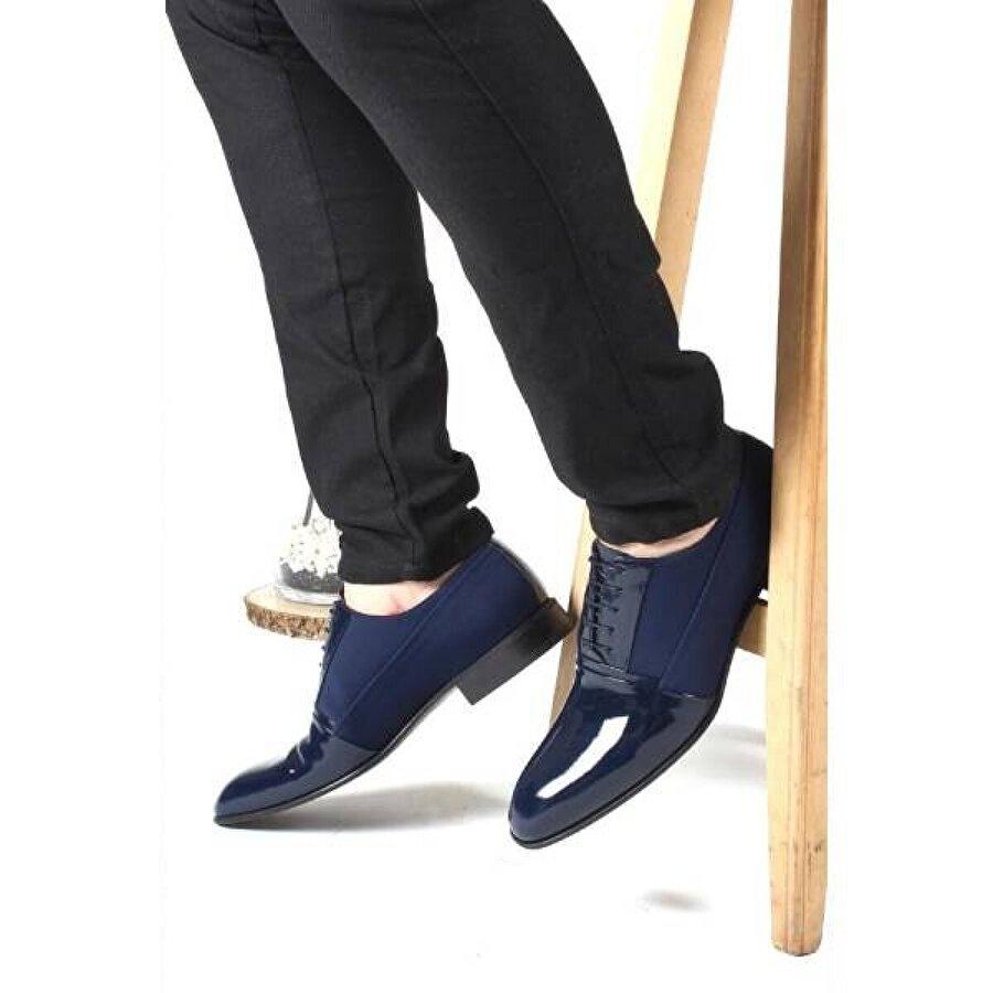 Fast Step Hakiki Deri Erkek Klasik Ayakkabı 717MA501001