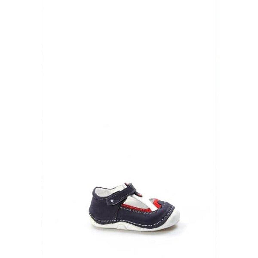 Fast Step Hakiki Deri Bebek Casual Ayakkabı 891BA503