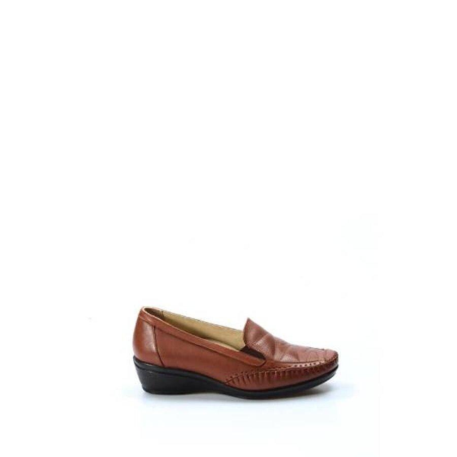 Fast Step Hakiki Deri Kadın Casual Ayakkabı 359ZA481