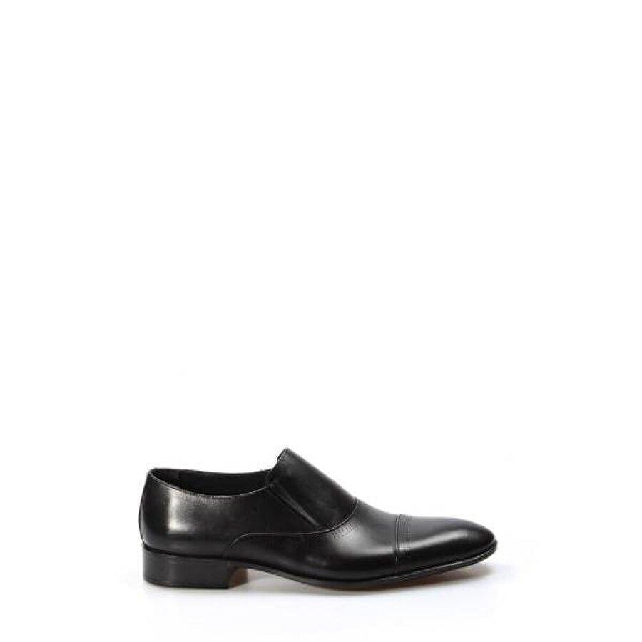 Fast Step Hakiki Deri Erkek Klasik Ayakkabı 741MA2012-10