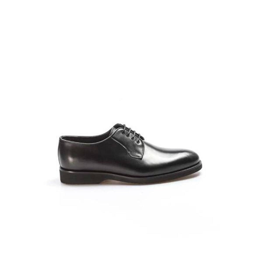 Fast Step Hakiki Deri Kösele Erkek Klasik Ayakkabı 893MA7024