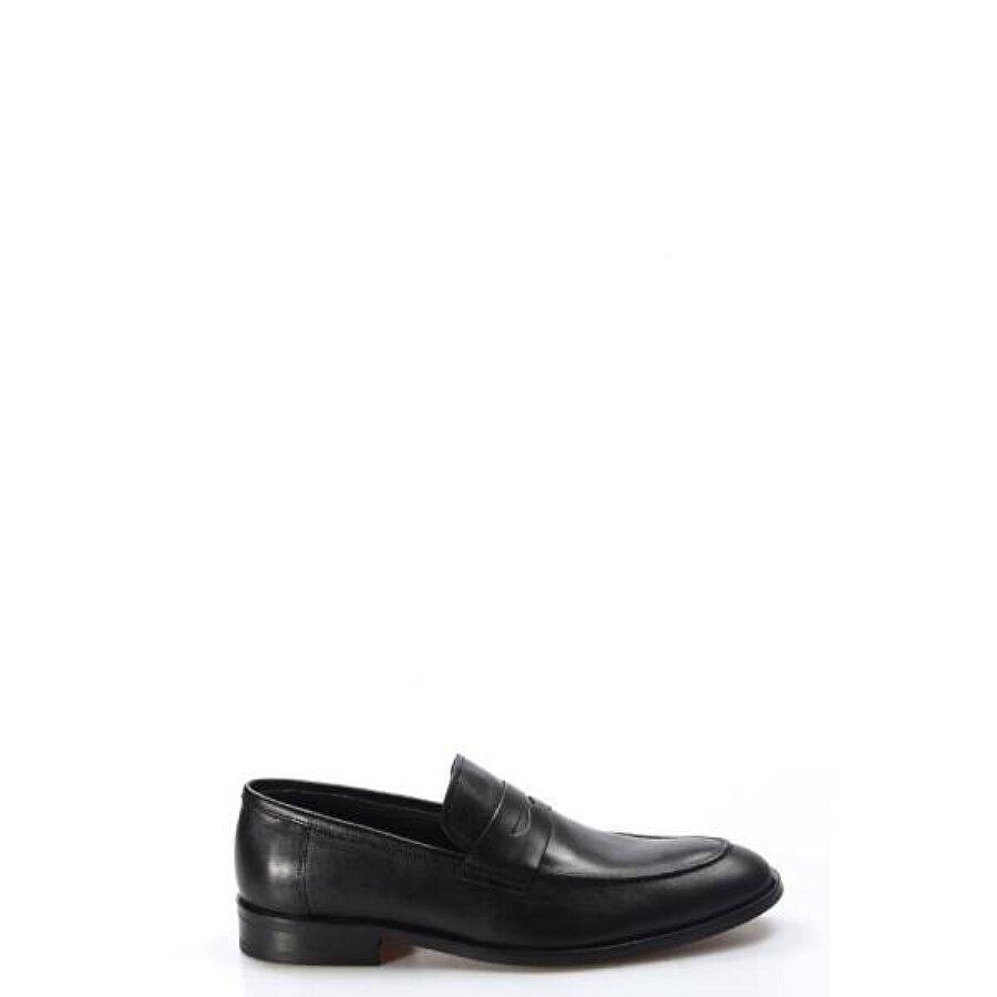 Fast Step Hakiki Deri Erkek Klasik Ayakkabı 822MA79
