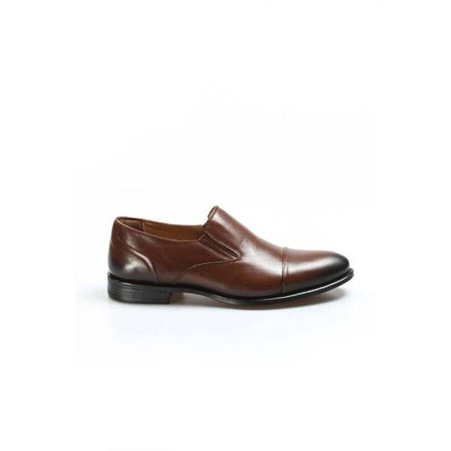 Fast Step Hakiki Deri Erkek Klasik Ayakkabı 906MA40617