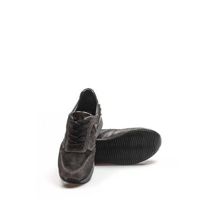 Fast Step Hakiki Deri Kadın Casual Ayakkabı 009ZA923