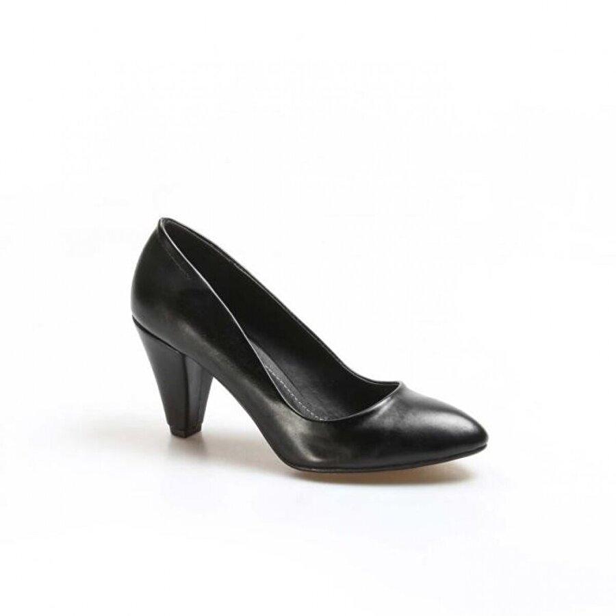 Fast Step Kadın Kısa Topuklu Ayakkabı 629ZA501