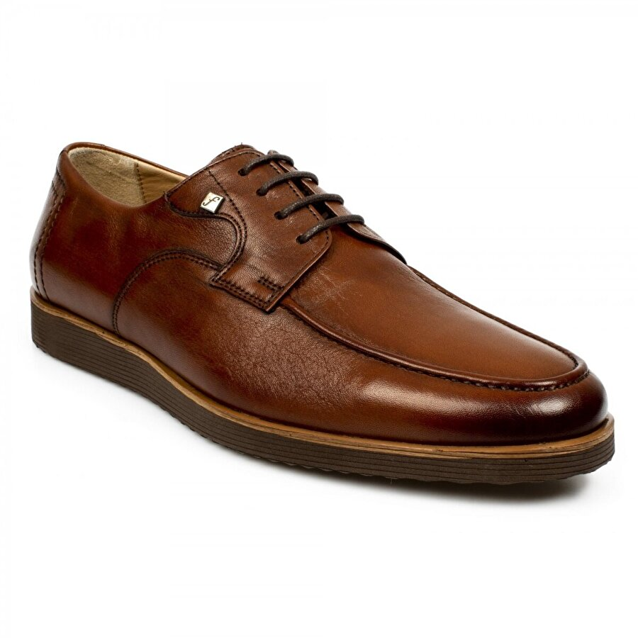 FOSCO 1161 M Bağlı Günlük Kahverengi Erkek Ayakkabı