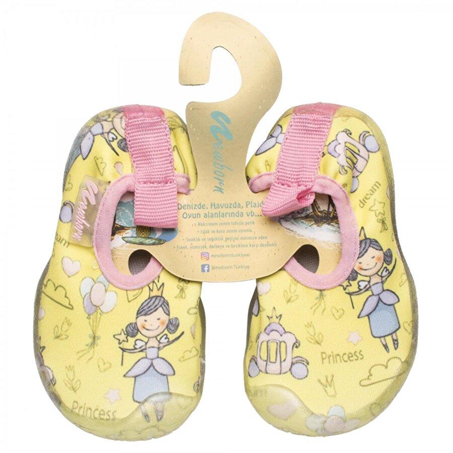 Newborn Igor 2010-1K  Deniz Sarı Çocuk Deniz Ayakkabısı