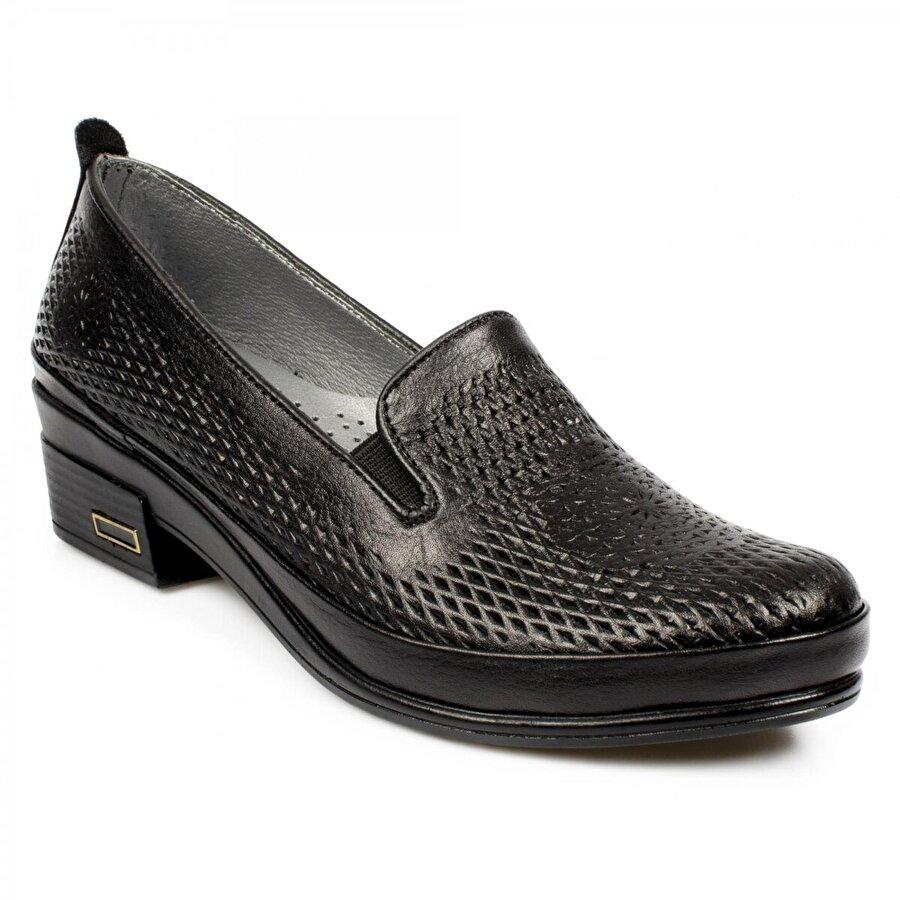 Stella 20260 Casual Günlük Siyah Kadın Ayakkabı