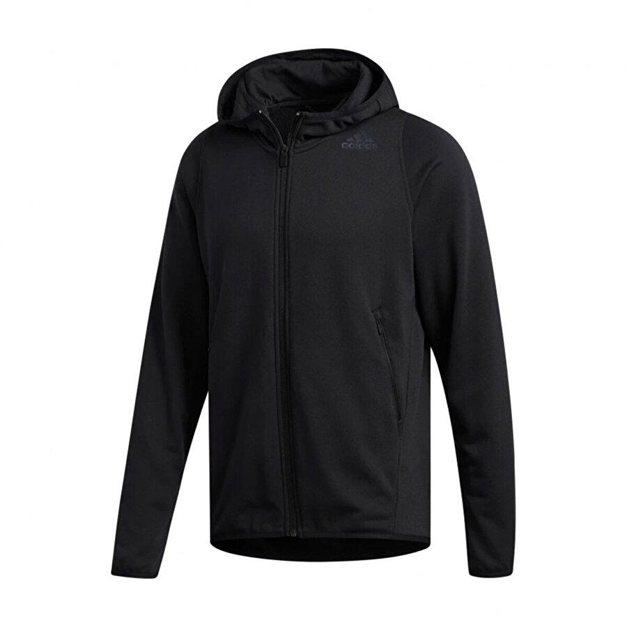 adidas PRIME HOODIE Siyah Erkek Sweatshirt