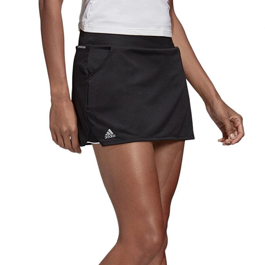 adidas CLUB SKIRT Siyah Kadın Etek