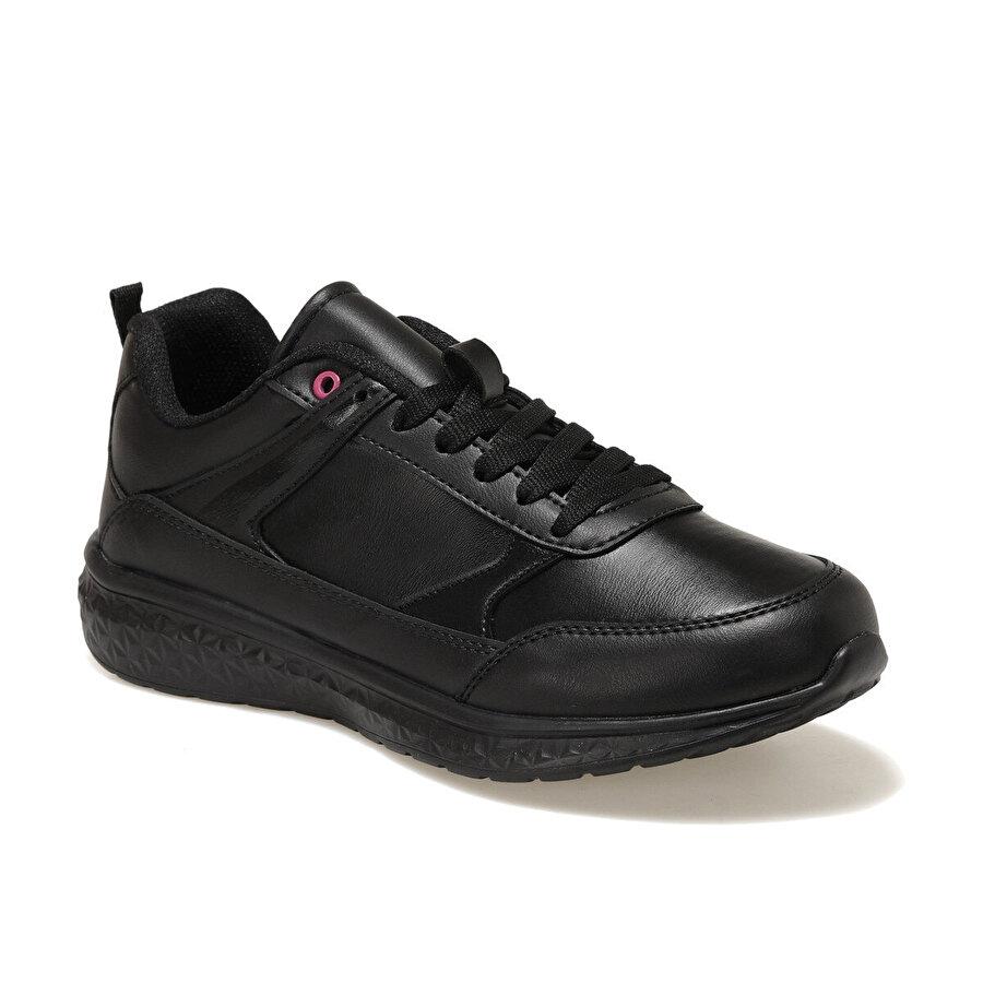 Torex BETTY PU W Siyah Kadın Koşu Ayakkabısı
