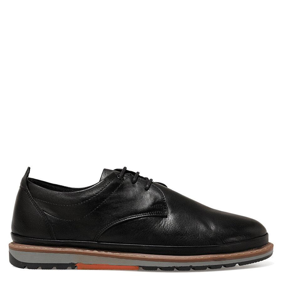 İnci KIKO Siyah Erkek Klasik Ayakkabı