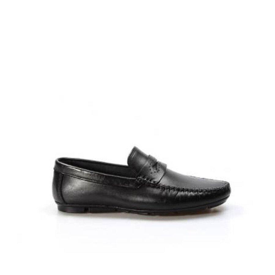 Fast Step Hakiki Deri Erkek Loafer Ayakkabı 858MA410