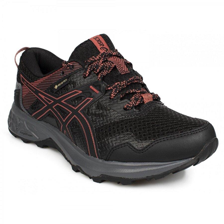 Asics 1012A567 Z Gel-Sonoma 5 G-Tx Koşu Siyah Kadın Spor Ayakkabı