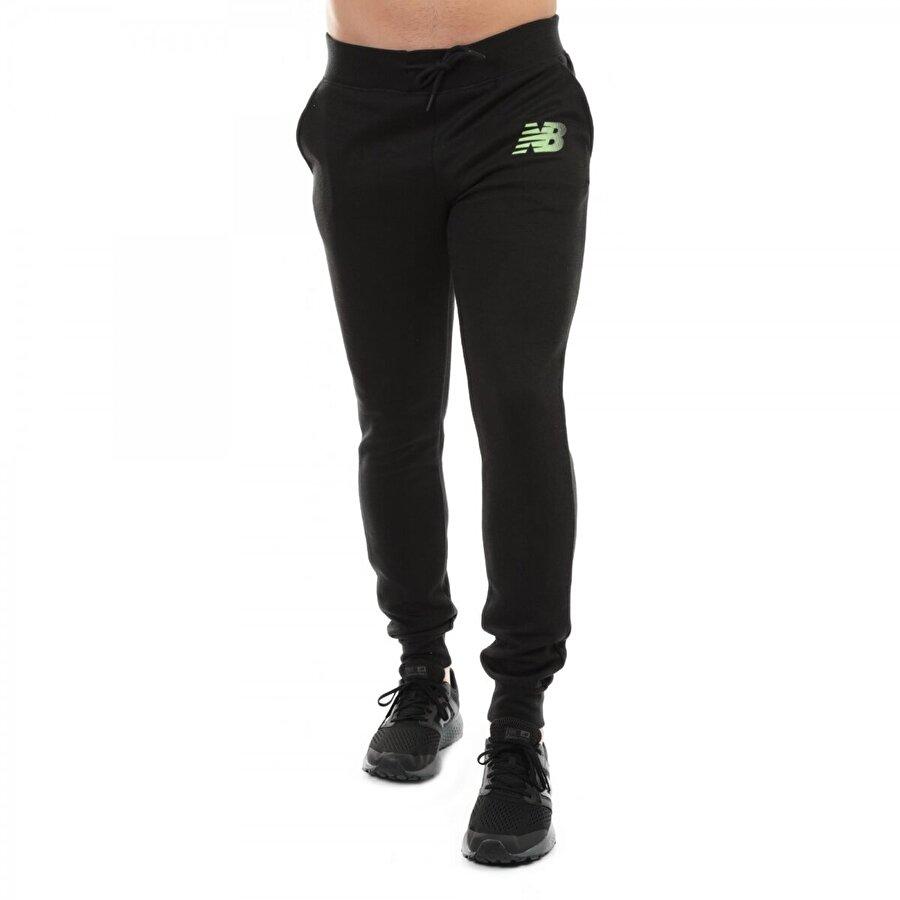 New balance Mpp002 Nb Team Pants Siyah Erkek Giyim