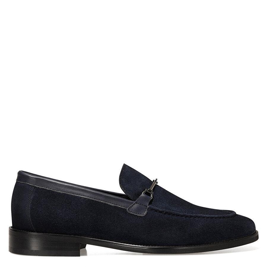 İnci ANTU Lacivert Erkek Loafer Ayakkabı