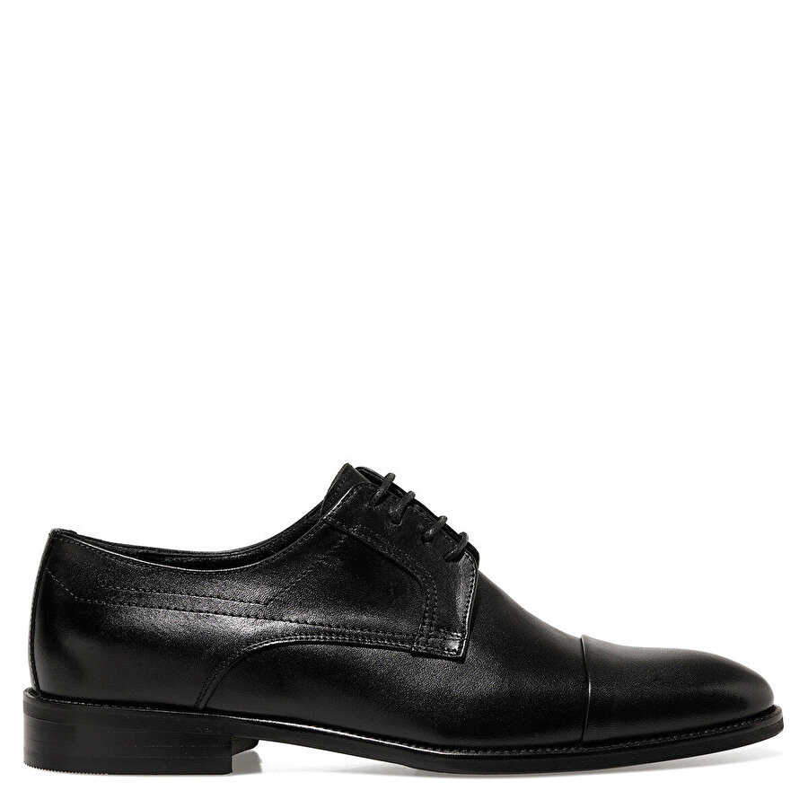 İnci DERPA Siyah Erkek Klasik Ayakkabı