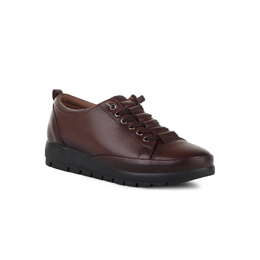 Voog 2002 Comfort Tabanlı Hakiki Deri Kadın Ayakkabı