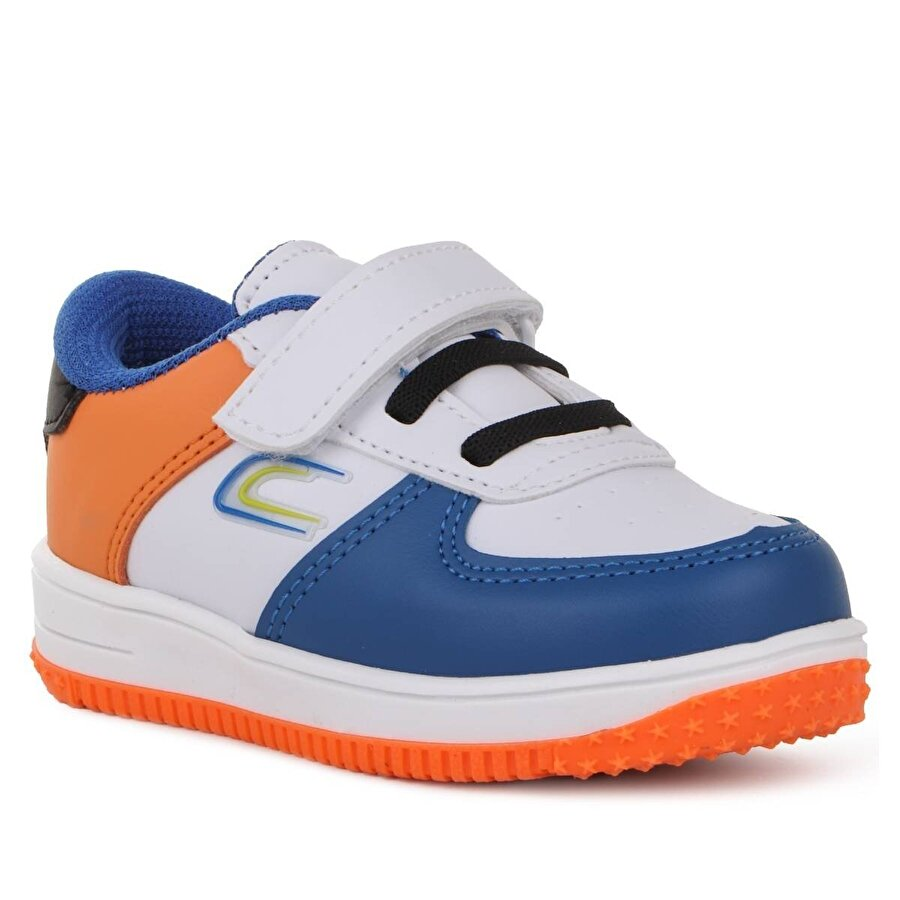 Vojo 2023 Cırtlı Ortopedik Bebek Spor Ayakkabı