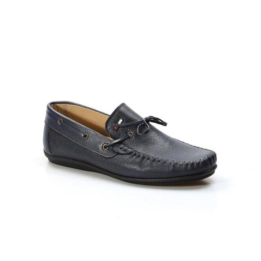 Fast Step Hakiki Deri Erkek Loafer Ayakkabı 628MA01