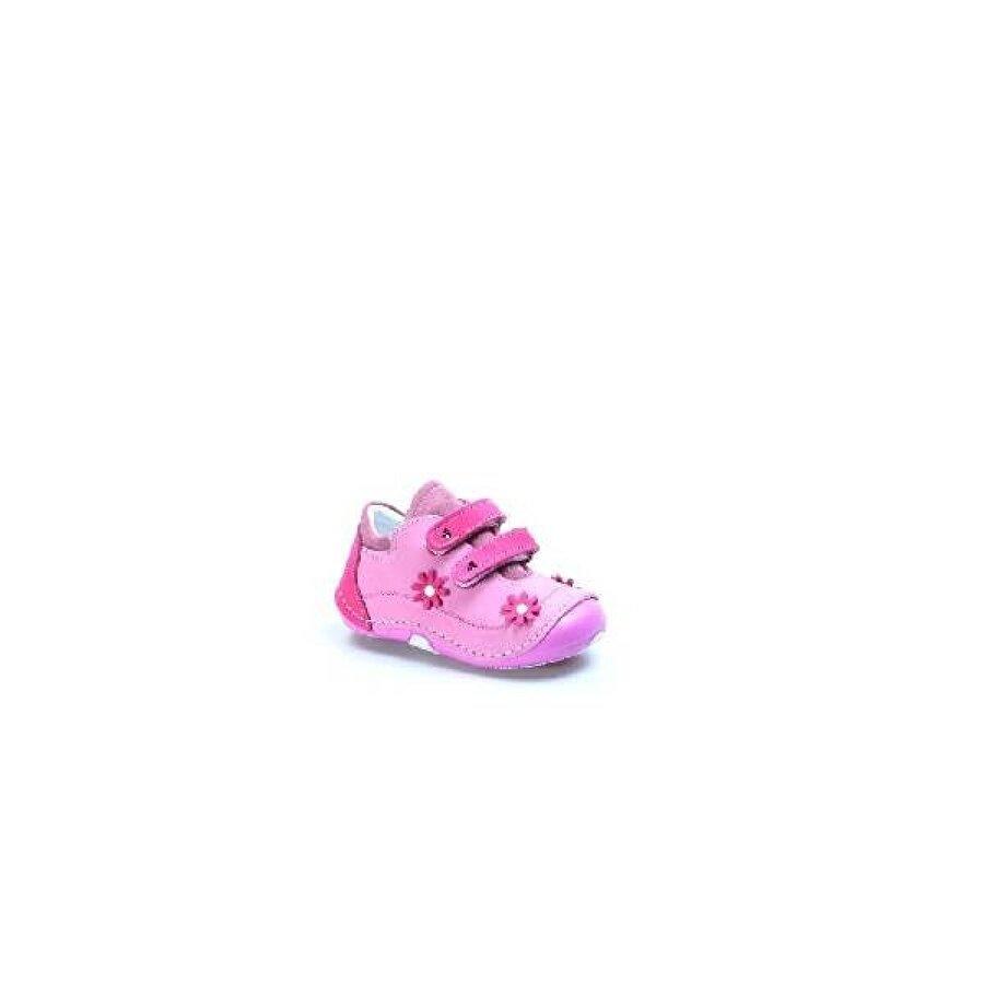 Fast Step Hakiki Deri Bebek Casual Ayakkabı 891BA507