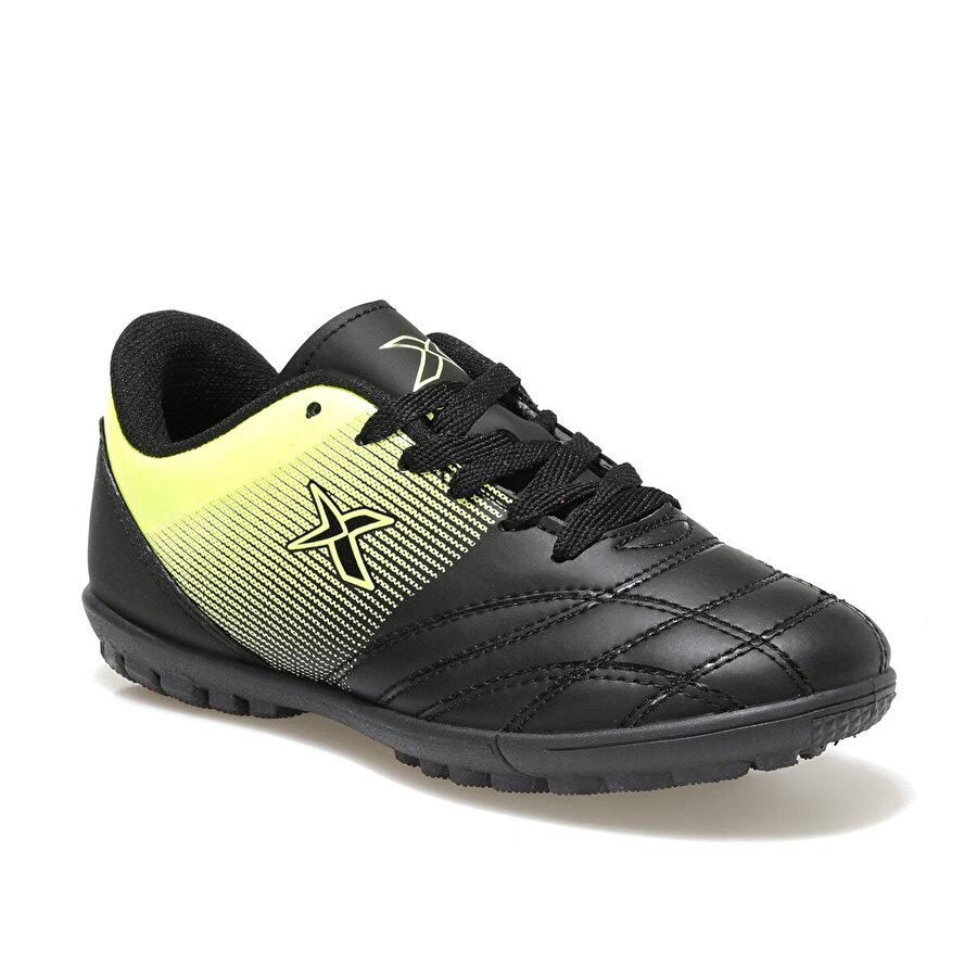 Kinetix MORALES TURF Siyah Erkek Çocuk Halı Saha Ayakkabısı