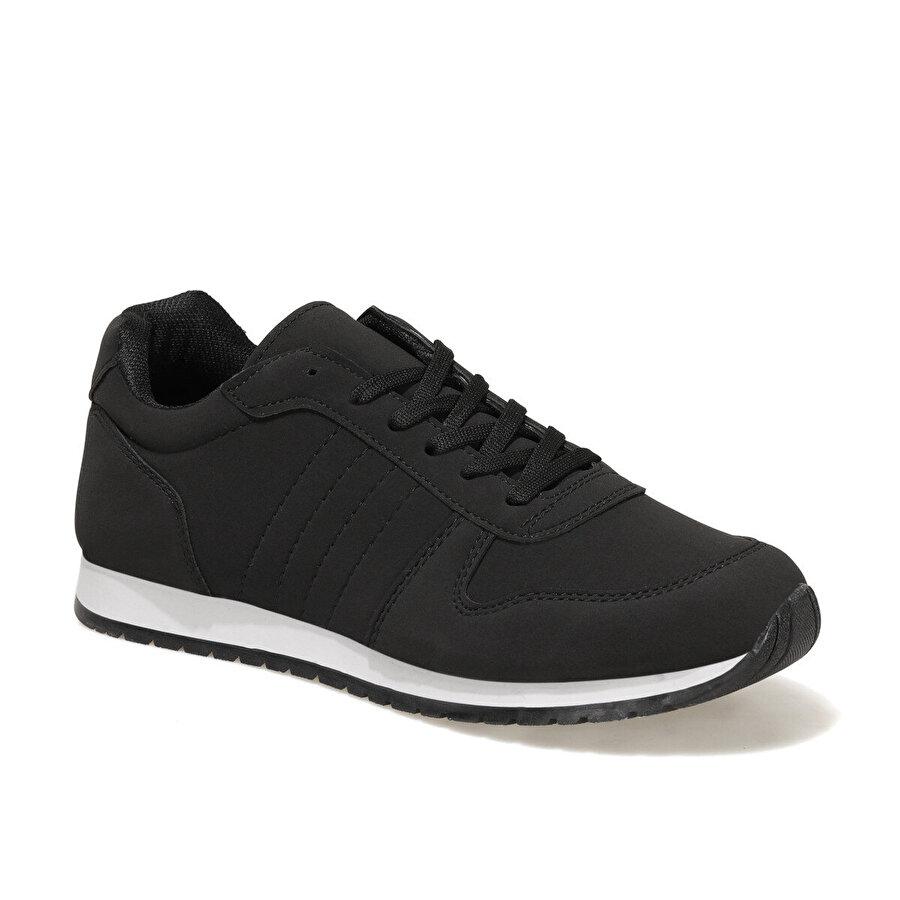 Polaris 356036.M1FX Siyah Erkek Casual Ayakkabı