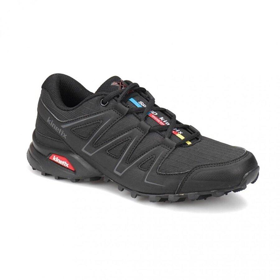 Kinetix Cedric Siyah Günlük Erkek Spor Ayakkabı