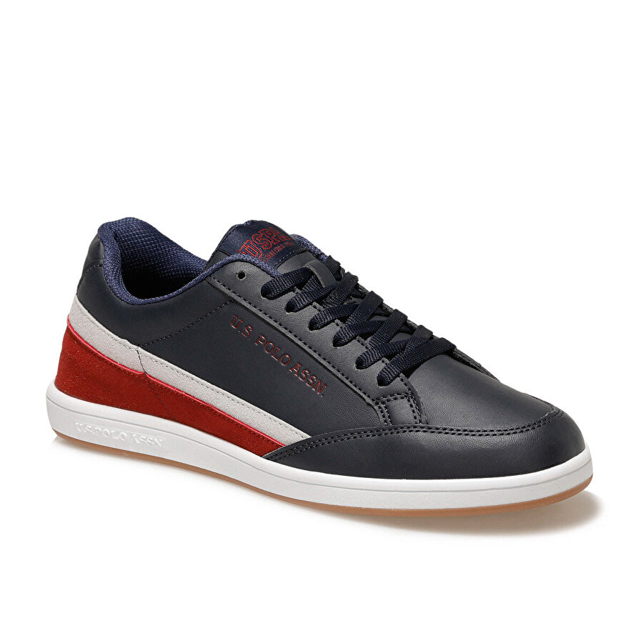 U.S. Polo Assn. CRAWFORD 1FX Lacivert Erkek Sneaker Ayakkabı